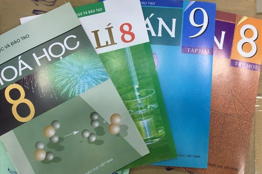 Chính thức tăng giá sách giáo khoa từ lớp 1 đến lớp 12