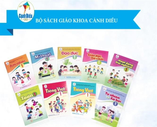 Nhiều chuyên gia hàng đầu tham gia làm bộ sách giáo khoa lớp 1 Cánh Diều