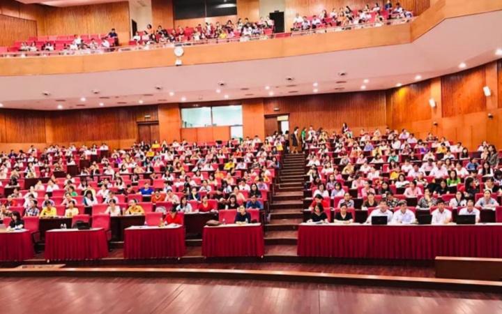 Tập huấn bộ sách giáo khoa (SGK) lớp 1 Cánh Diều tại các cơ sở giáo dục: Những phản hồi tích cực